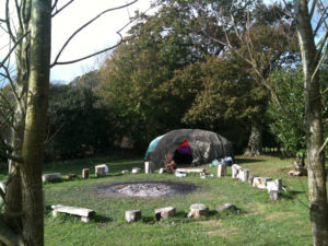 Sweat Lodge Site