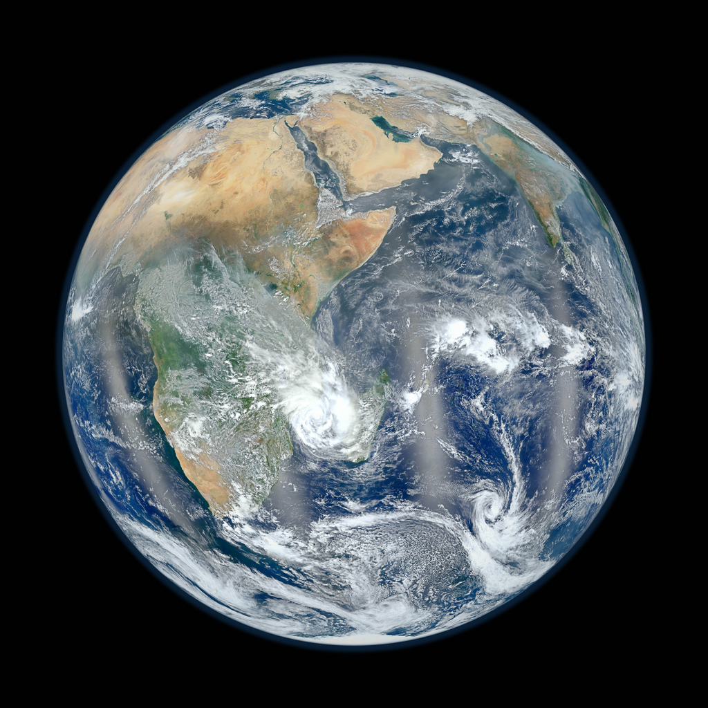 Shamanic Practitioners at Eagle's Wing - We'd love to hear from  you! The Earth from space!